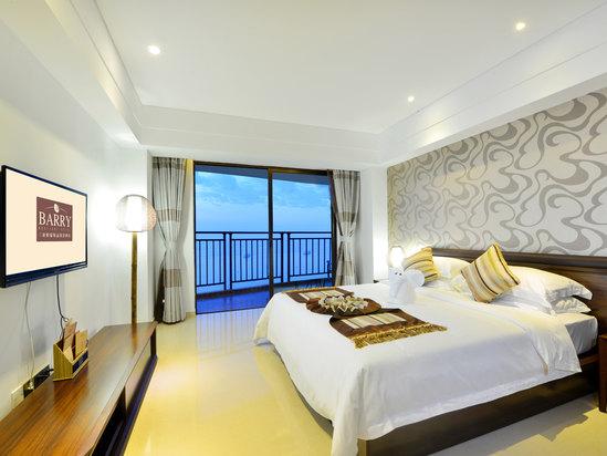 高級海景大床房
