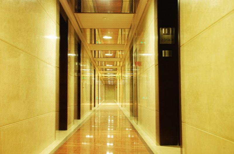 公寓內通道