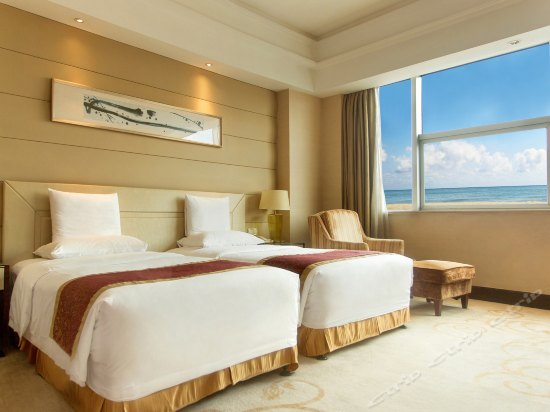 Superior Ocean-view Twin Room