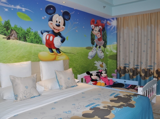 Mickey Mouse 親子主題房