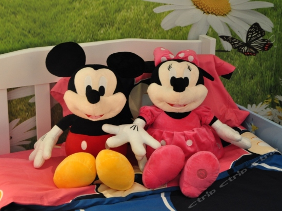 Mickey Mouse Family Theme Room