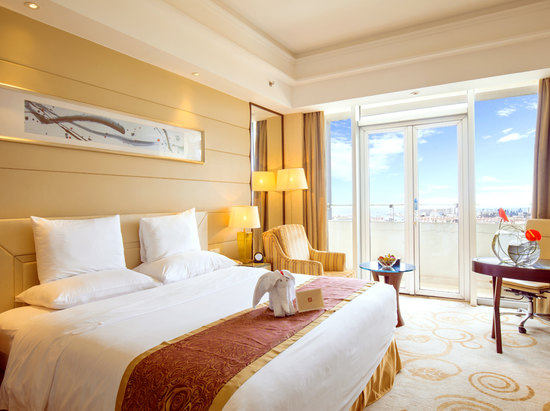 CelebritiesPalace  Sea-view Queen Room