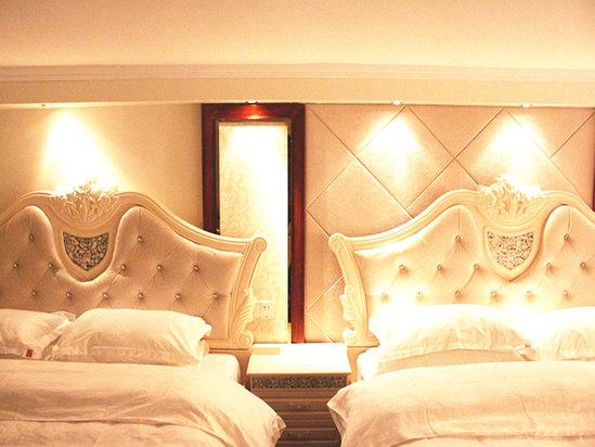 复式豪华双床套房