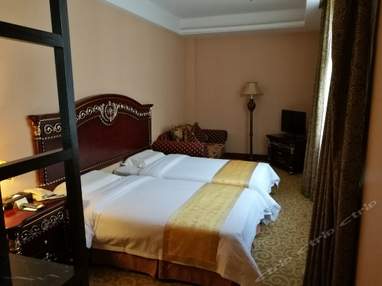 威尼斯楼标准双床房