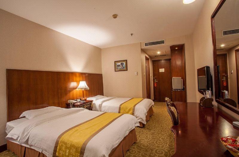 主楼标准双床房