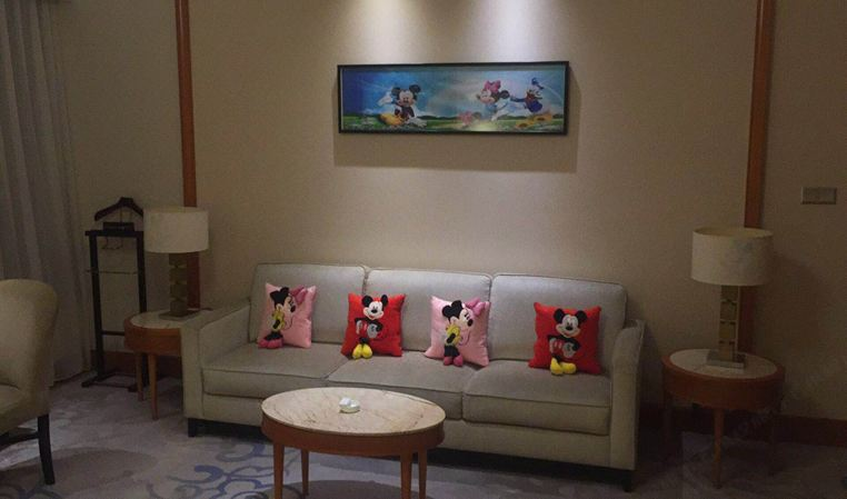 Children Family Thematic Room