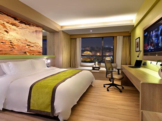 几木景观大床房