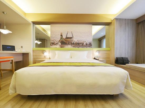 幾木景觀大床房