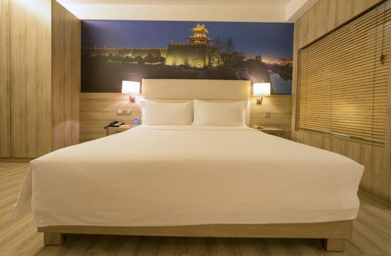 几木双床房