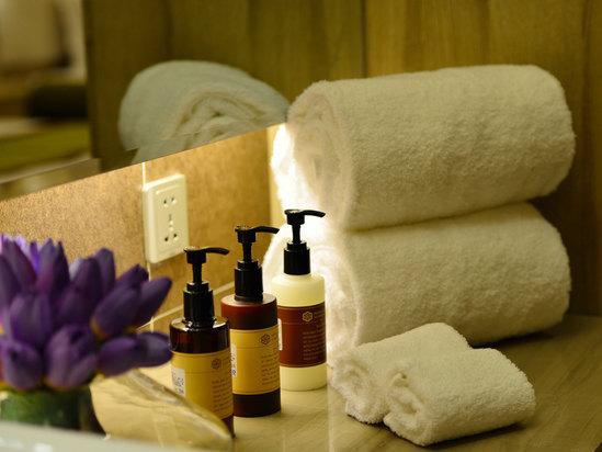 體研究所洗浴用品