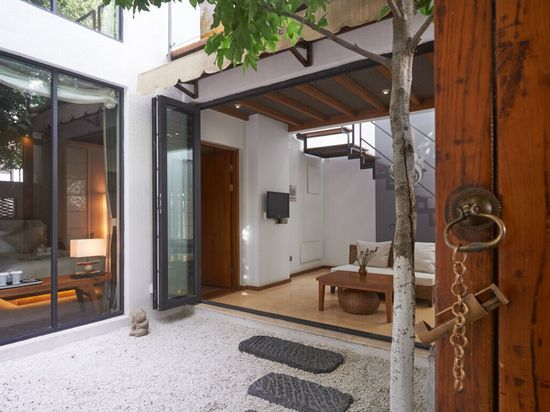 Double Bedroom Small Villa