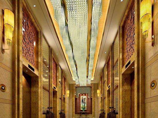 裙楼电梯厅