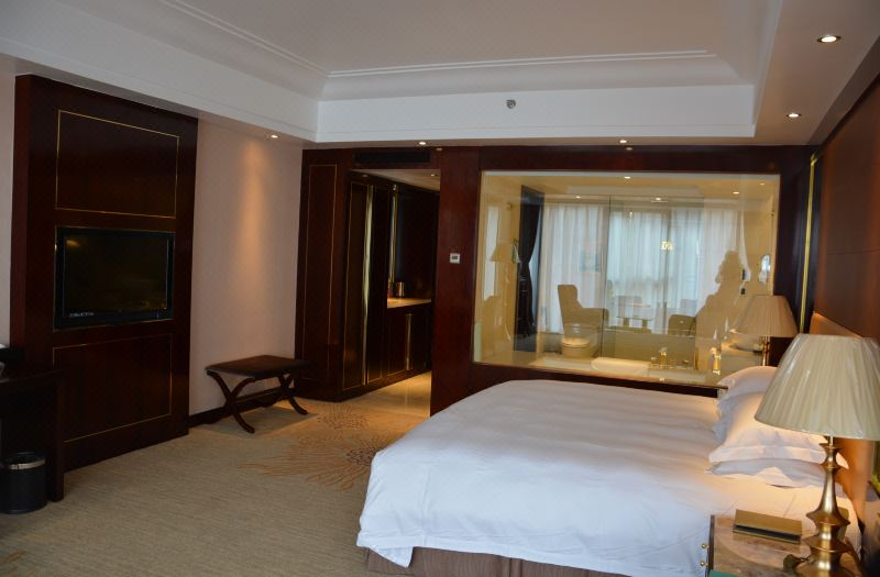会宾楼景观大床房