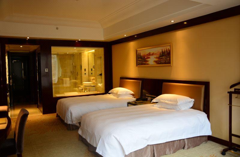 会宾楼豪华景观双床房