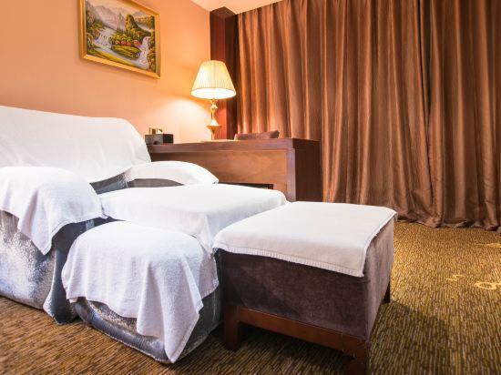 会宾楼豪华景观休闲大床房