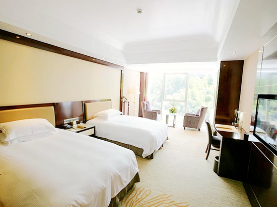 會賓樓豪華景觀雙床房