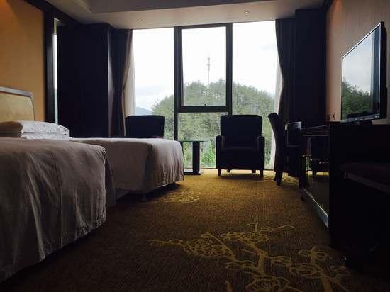 迎賓樓雙床房