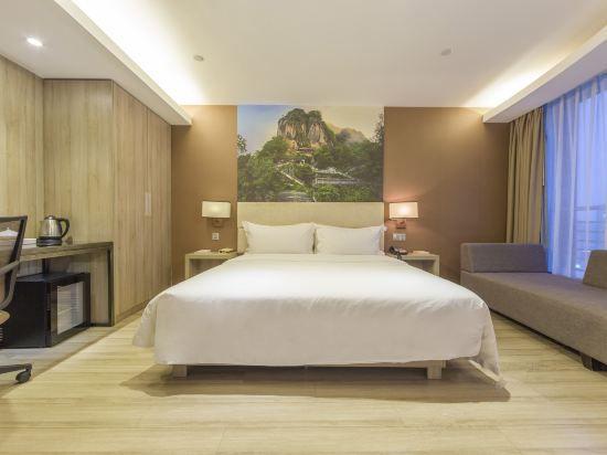 几木大床房