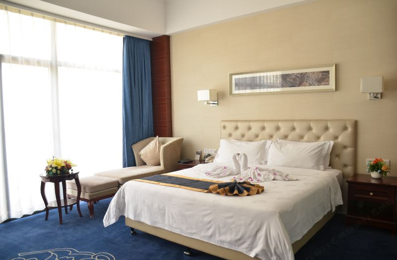 2棟豪華大床房