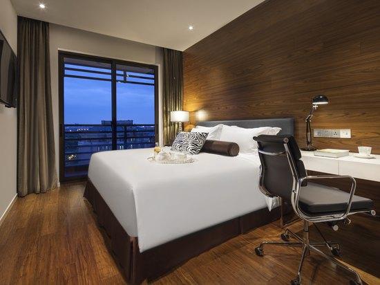 标准一室一厅套房