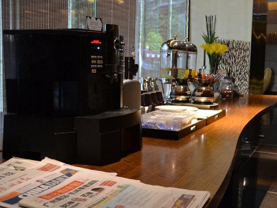 大堂咖啡機