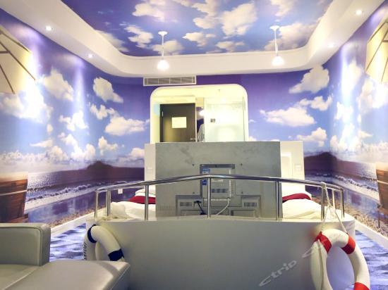 Ocean theme Room