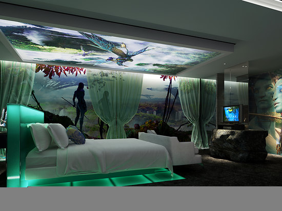 Movie theme Room