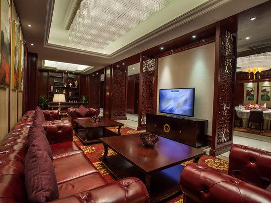 中餐VIP包房