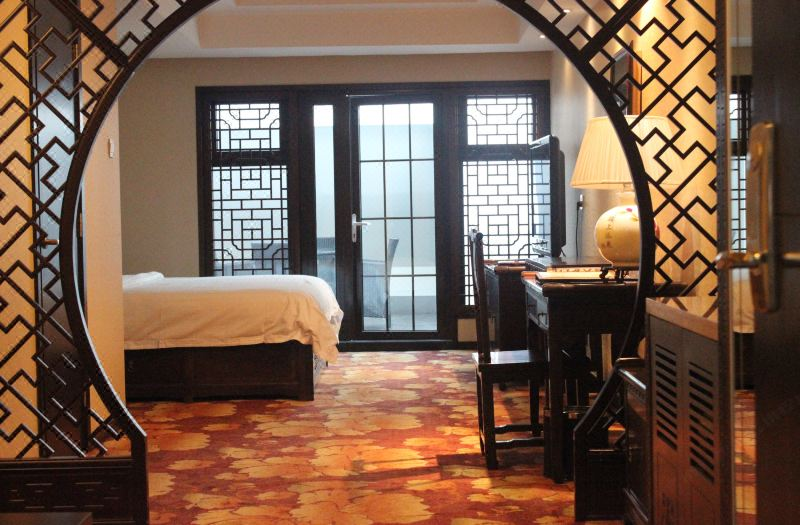 Deluxe Courtyard Room