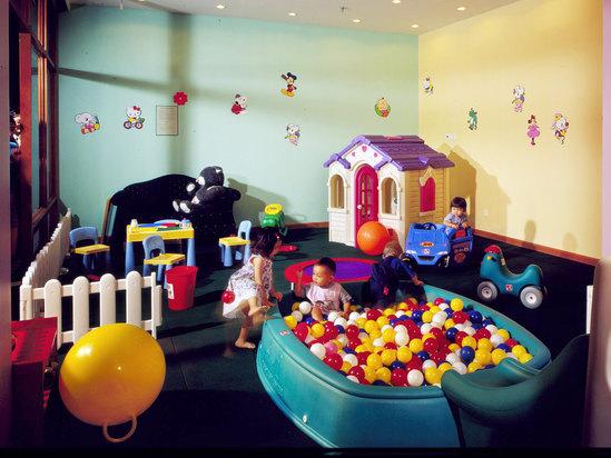 康体儿童房