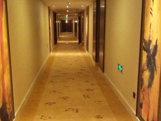 行政客房走廊