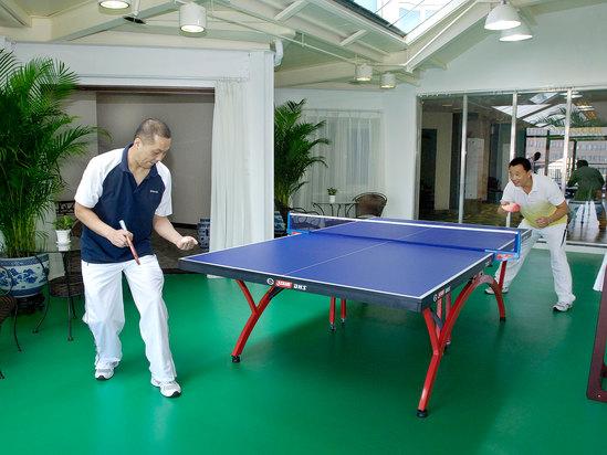 新乒乓球室