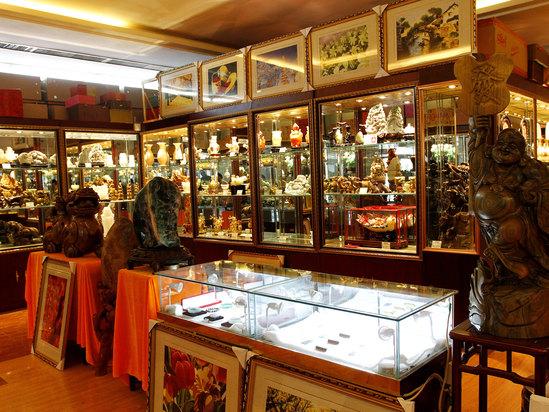 工艺品商店