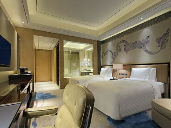行政樓層豪華雙床房