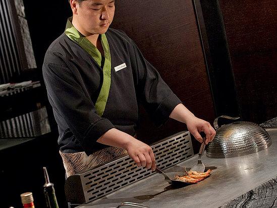 江户日本料理餐厅-铁板烧