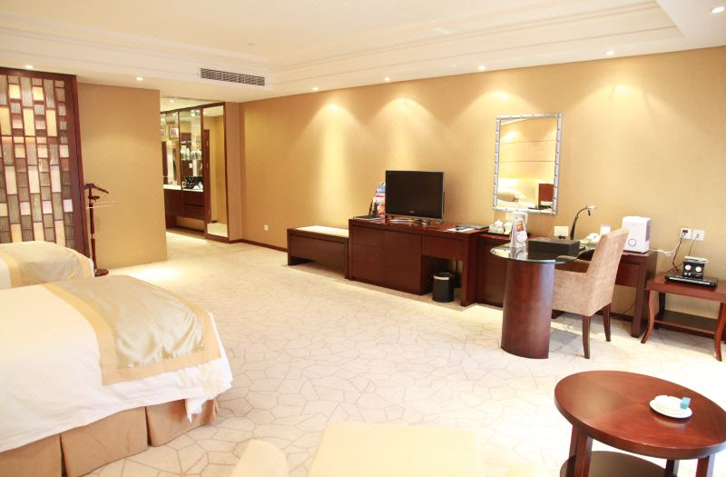 Western Trade Executive Twin Room