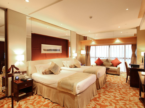 Western International Trade Deluxe Room