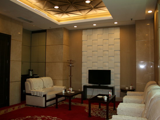 三層貴賓室