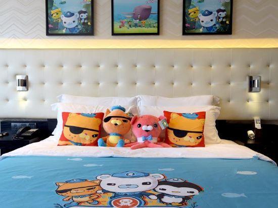 漫趣主題單床房