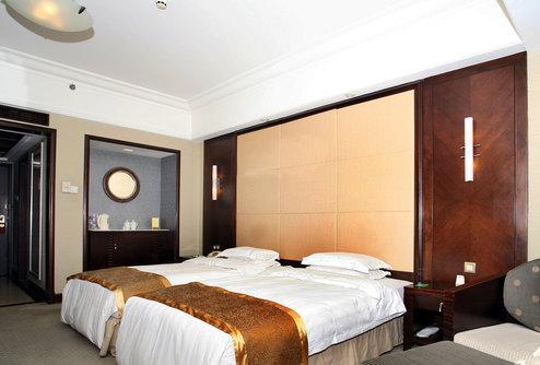 2號樓豪華雙床間