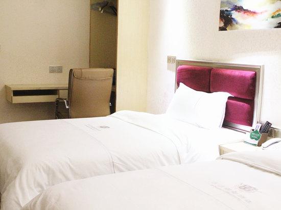 標準雙床房
