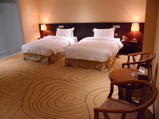 經濟雙床房