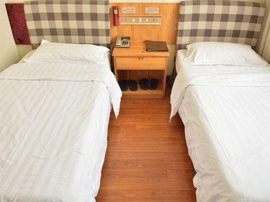 双床标准间
