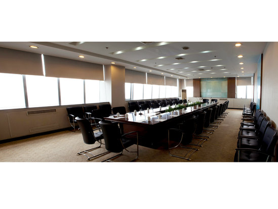 Medium-sized conference room