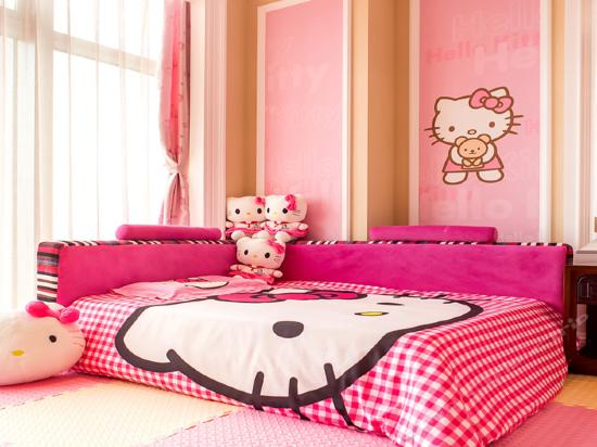 Hello Kitty  Thematic Room