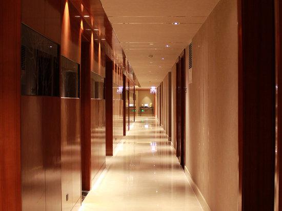 中餐包厢走廊