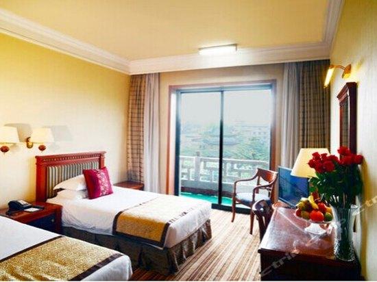 JingBin Villa Twin Room
