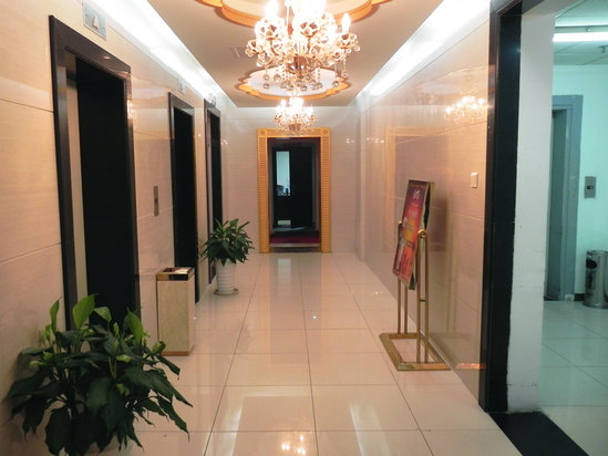 餐廳電梯間