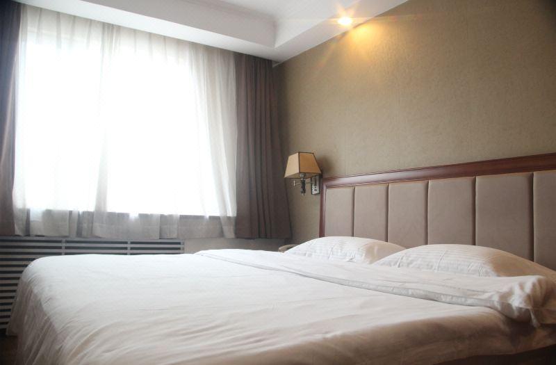 一室標間大床房