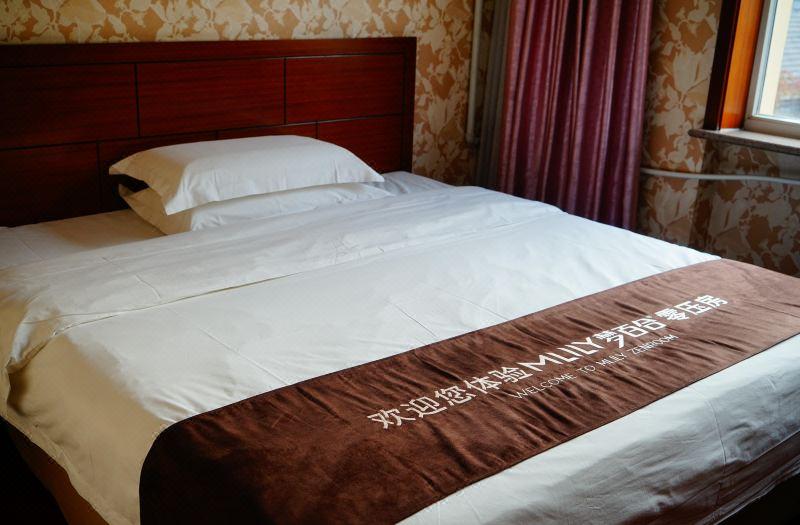 夢百合零壓特色大床房